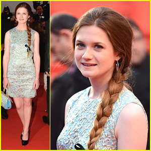 Bonnie Wright: 'Cosmopolis' in Cannes