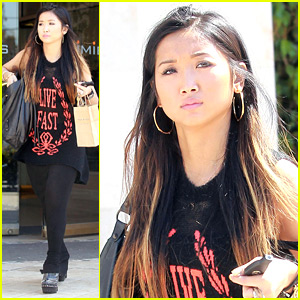 Brenda Song: Naimie's Beauty Stop