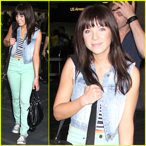 Carly Rae Jepsen: Goodbye Las Vegas!