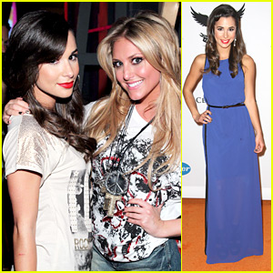 Cassie Scerbo &#038; Josie Loren Walk The Runway for MS Gala