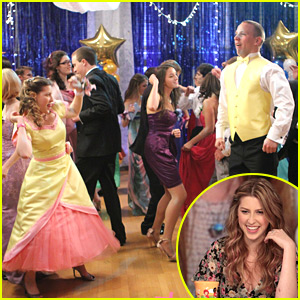 Eden Sher: Prom Night on 'The Middle'