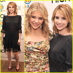 Emma Roberts: 'Hick' Hottie