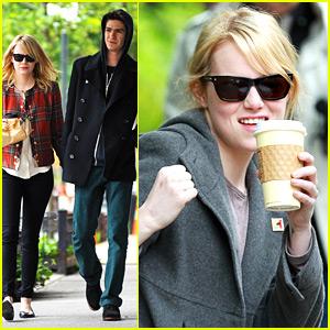 Emma Stone & Andrew Garfield: New 'Amazing Spider-Man' Trailer!