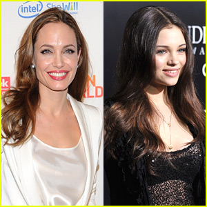 India Eisley Joins 'Maleficent' as Young Angelina Jolie