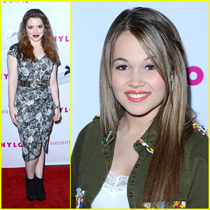 Jennifer Stone & Kelli Berglund: Nylon Young Hollywood Hotties