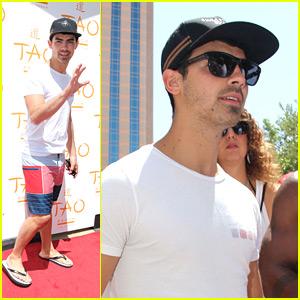 Joe Jonas: Goodbye, Hollywood Records