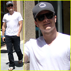 Josh Hutcherson: Broken Nose No More