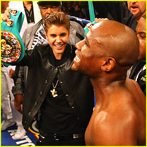 Justin Bieber: WBA Super Welterweight Title Fight!