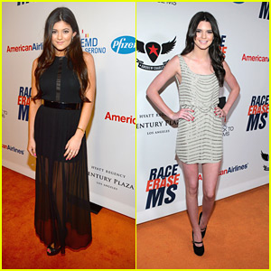 Kendall & Kylie Jenner: Race to Erase MS Gala Girls