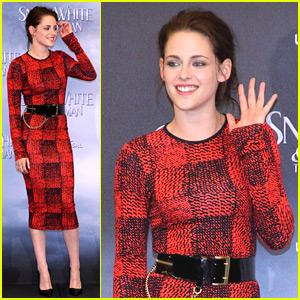 Kristen Stewart: 'Snow White' in Berlin