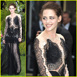 Kristen Stewart: 'Snow White & The Huntsman' World Premiere!
