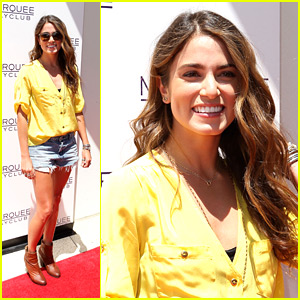 Nikki Reed: Marquee Birthday Bash!