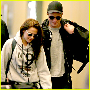 Kristen Stewart &#038; Robert Pattinson: Goodbye, Vancouver
