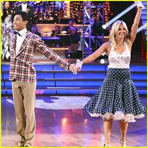 Roshon Fegan & Chelsie Hightower: 'Dancing With The Stars' No More