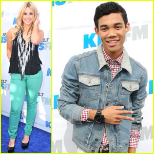 Roshon Fegan & Chelsie Hightower: Wango Tango Duo!