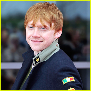 Rupert Grint Will Rock Out at 'CBGB'