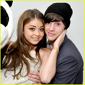 Sarah Hyland & Matt Prokop: 'Mouthful' Mates