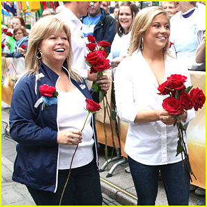 Shawn Johnson: Thank You, Mom!