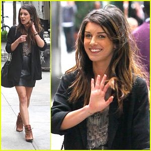 Shenae Grimes: Ready For Another Season of '90210'