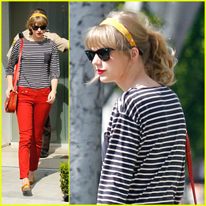 Taylor Swift: 'Glee' Gets 'Mean'