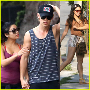 Vanessa Hudgens &#038; Austin Butler: Ludigo Lovers