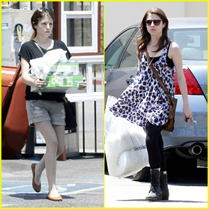 Anna Kendrick: Room&Board Re-Decorator