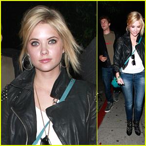 Ashley Benson: Is Hanna & Mona's Friendship Still Possible?