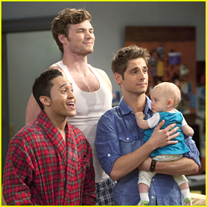 Jean-Luc Bilodeau & Tahj Mowry: No Sleep on 'Baby Daddy'