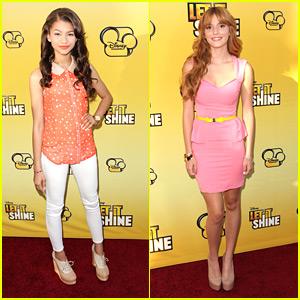 Bella Thorne & Zendaya 'Let It Shine'