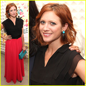 Brittany Snow: 'City of Style' Launch Party