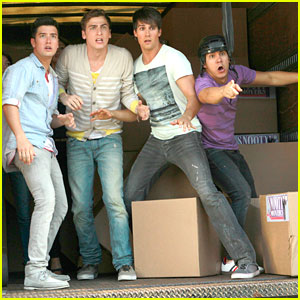 Big Time Rush: 'Bel-Air Rush'
