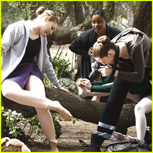 Bunheads: Ugly Feet Contest!