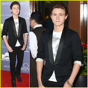 Callan McAuliffe: Australians in Film Awards!