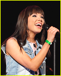 Carly Rae Jepsen Tops The Chart!