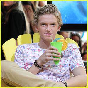 Cody Simpson: MusiquePlus Man