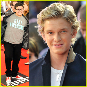 Cody Simpson & Rico Rodriguez: MuchMusic Video Awards 2012