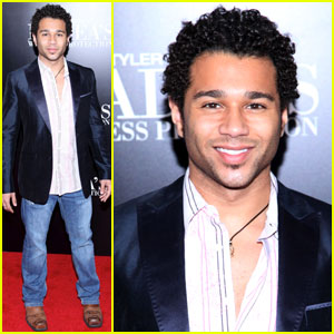 Corbin Bleu: 'Madea's Witness Protection' Premiere!
