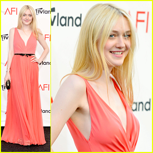 Dakota Fanning - AFI Achievement Ceremony