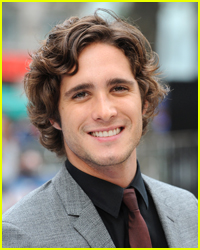 Start Crushing on Diego Boneta