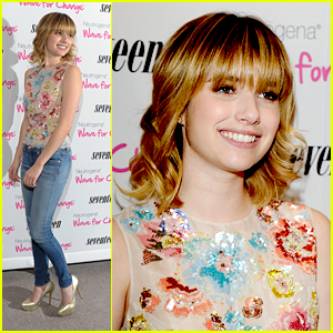 Emma Roberts: 'Pretty Amazing' Luncheon!