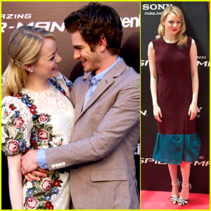 Emma Stone and Andrew Garfield a timeline of their relationship