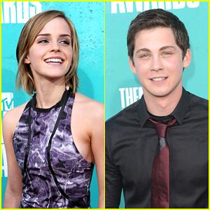 Emma Watson: Joining Logan Lerman in 'Noah'?