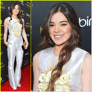 Hailee Steinfeld - Young Hollywood Awards 2012