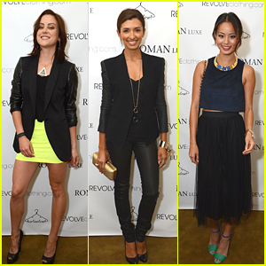 India de Beaufort: Roman Luxe Launch