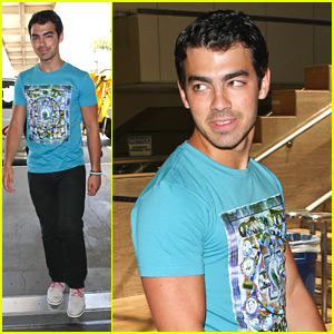 Joe Jonas: Miss USA Pageant Tonight!