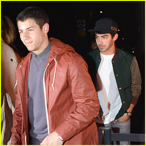Nick & Joe Jonas: Hakkasan Hotties