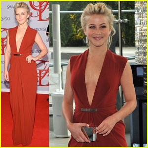 Julianne Hough: CFDA Fashion Awards 2012