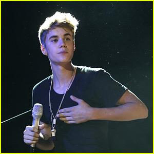 Justin Bieber: Music in Milan!