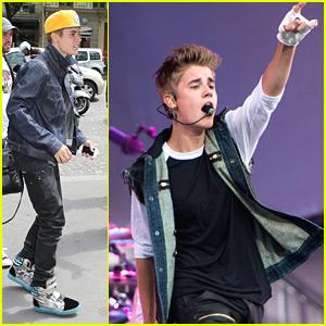 Justin Bieber: Oslo Opera House Concert!
