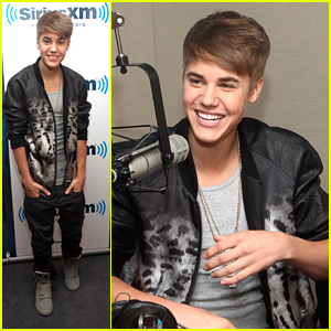 Justin Bieber: SiriusXM Stop
